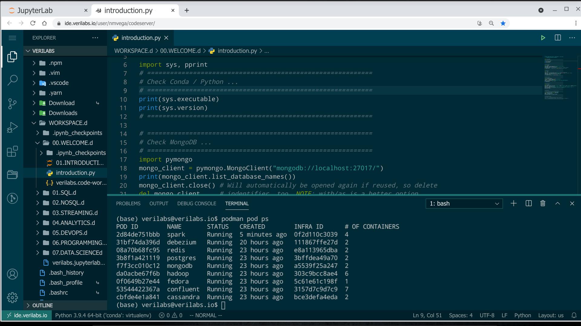 Verilabs vsCode IDE